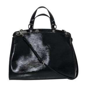 Louis Vuitton Electric Epi Brea GM in Black